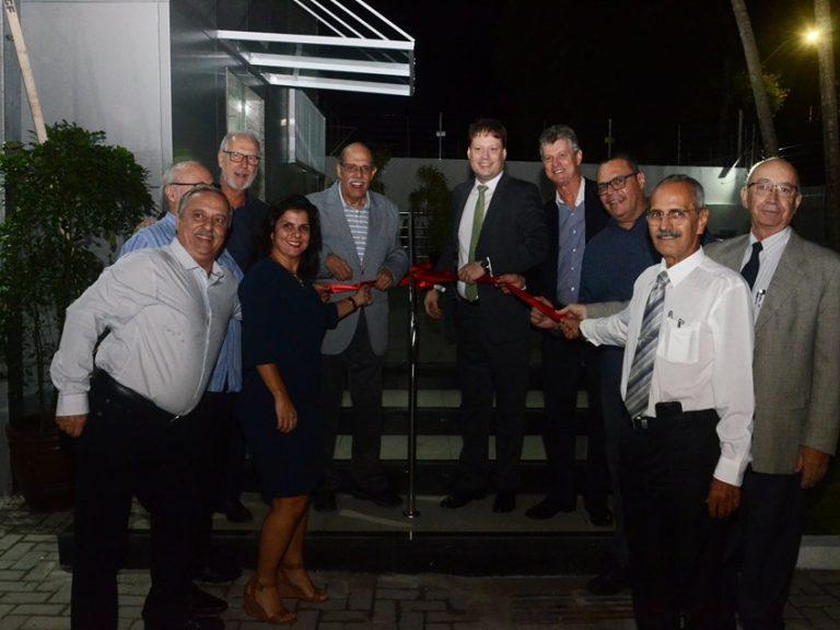 Inauguração da nova fachada e auditório da Ames – 02/07/19